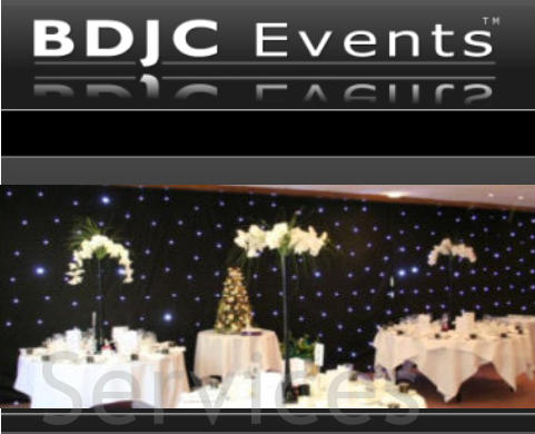 LED Star cloth hire for Weddings and Events services from BDJC Events