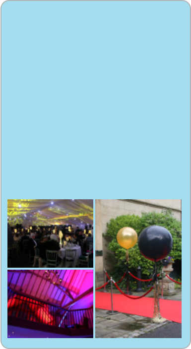 BDJC Events - Event Lighting, Decor & Theming Services