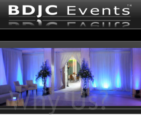 Event Portfolio from BDJC Events